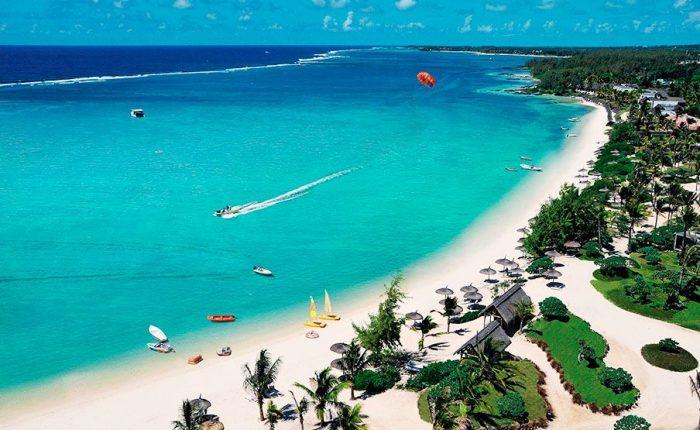 Beach Mauritius