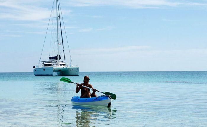Catamaran Eleuthera 60 Kayak