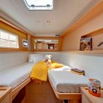 Catamaran Lagoon 450 Interior Cabin