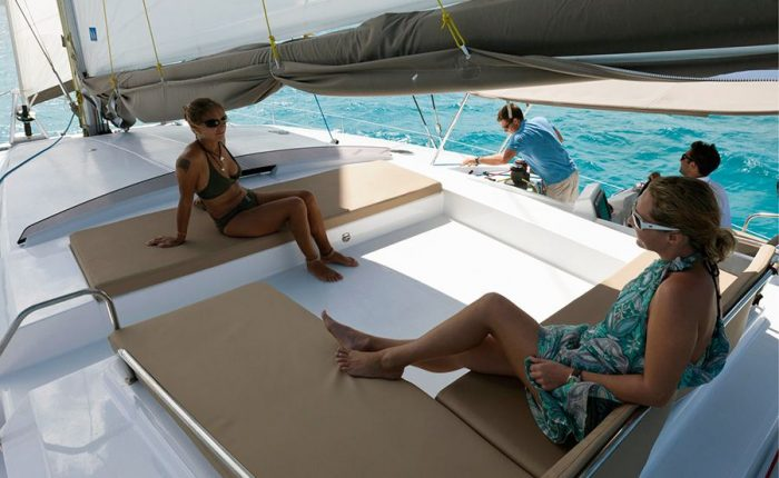 Catamaran Sanya 57 Sun Deck