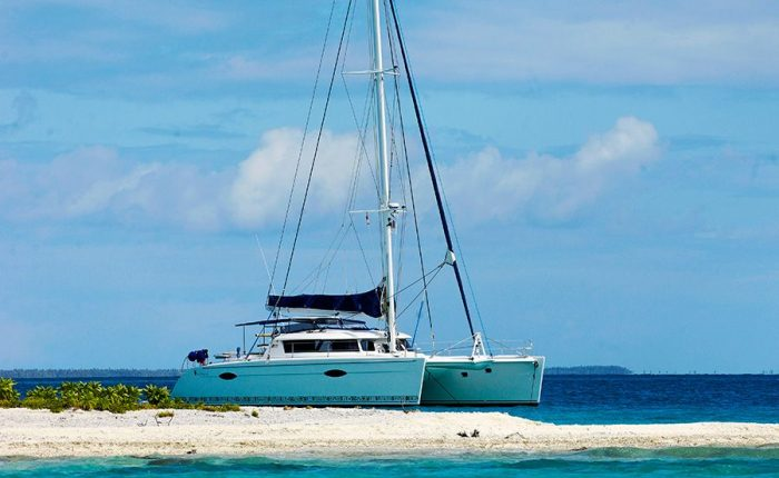 Eleuthera 60 Catamarans Cruises