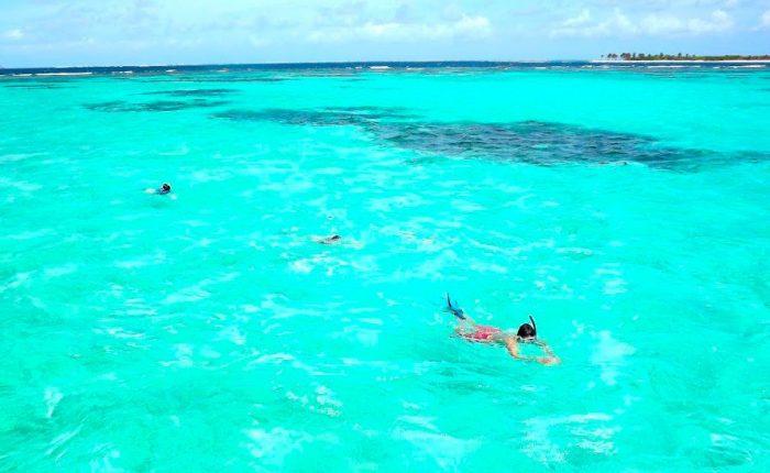 Grenadine Islands Tobago cays
