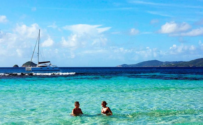 Grenadines Islands Cruises