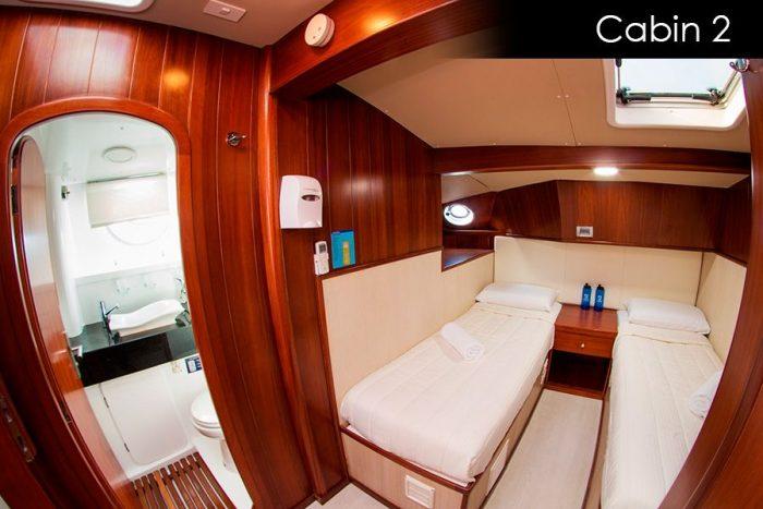 S/C Nemo III Cabin 2