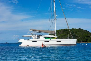 Sea Catamaran Sanya 57