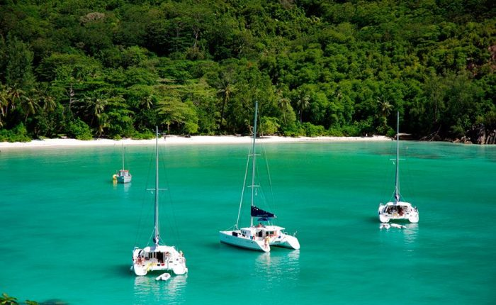 Seychelles Islands Sailing