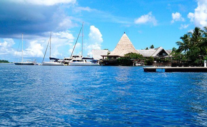 Tahiti Islands Polynesia
