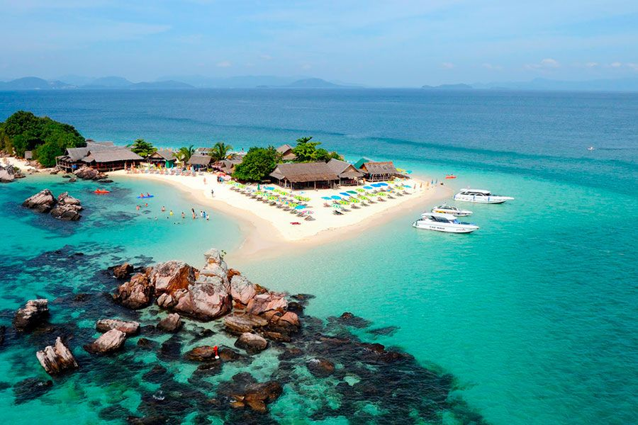 7d33cc512a International Voyage Phi Phi Thailand 4 Days / 3 Nights 2018 ...